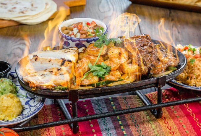 View el torito menu