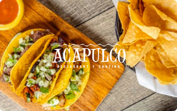 Acapulco Gift Card