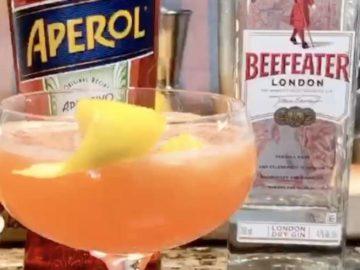 Sunset Magazine features Las Brisas Staple Cocktail banner image