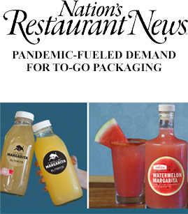 Pandemic-fueled demand for to-go packaging leaves operators scrambling to find better-for-the-planet options banner image