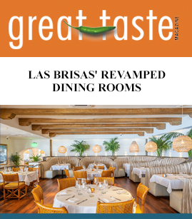 Las Brisas' Revamped Dining Rooms banner image