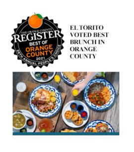 Eltorito Voted Best Brunch Resturant In Orange County banner image